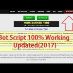 Earn 1 BTC Daily From Freebitco.in With Bot Script 100