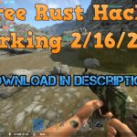 FastHax New Rust Hacks Free Download in Desc ( Updated 3817)
