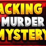 HACKING IN MINECRAFT MURDER MYSTERY