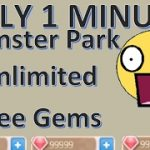Hey Monster Park HACK – Free Unlimited Gems AndroidIos