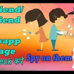 How to crack whatsapp message from pc of your girlfriend or