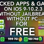 Install Hacked apps Games on ios 9-1010.3 for free without