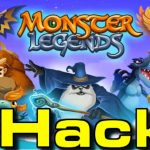 Monster Legends Hack Cheats Tool Latest update for iOS No