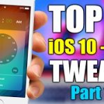 TOP 10 iOS 10 – 10.2 Jailbreak Tweaks – Part 15