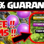 CLAsh of CLans Hack 2017 – How to GET Coc Gems for iOS and