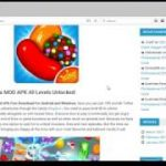 How To Download Candy Crush Saga Patcher 2017