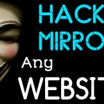 How to MirrorHack any Website using HTTRACK