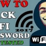 How to hack wifi password using command prompt 100 working