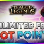 League of legends FREE WORKING RP GENERATOR APRIL 2017 ?