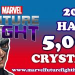 Marvel Future Fight Hack Cheats 2017 – 5000 Crystals in 5mins