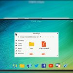 This android app turn your android phone into a working apple
