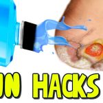 5 DIY SKIN LIFE HACKS CURE DRY CRACKED CALLUS FEET WITH