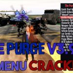 GTA V The Purge v3.9 DEV Mod Menu Cracked + Download