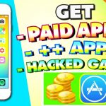 Get PAID Apps FREE + HACKED AppsGames (NO JAILBREAK) (NO PC)