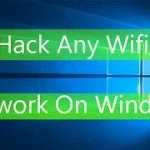 How To Hack Any Wifi On Windows 500 Guarantee Of Working 2017