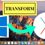 How to TRANSFORM Windows 788.110 into Mac Os X 😱