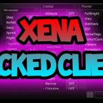 Minecraft Hacked Client Xena b4 1.8 OPTIFINE FREE