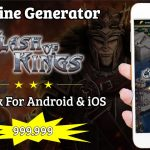 Clash Of Kings Hack – Online Cheat For Android iOS 999k