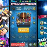 Clash Royale Mod APK By LonelyMods.ml