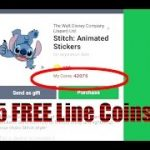 How to Get Free 10k Line Coins (Line Coins Cheat Hack 2017)
