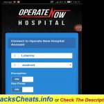 Operate Now Hospital hack and cheats tool