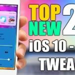 Top 20 NEW iOS 10 – 10.2 Jailbreak Tweaks – 2017