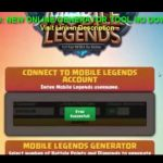 Updated Mobile Legends Hack Cheat Tool Diamonds Cheat