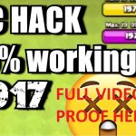 clash of clans hack 2017 hack clash of clans 2017 how to hack