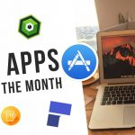 5 Mac Apps of the Month Qbserve, PDFElement 6, GIF Brewery 3,