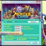 Monster Castle Hack Cheat Tool Generator Software