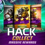 Ninja Turtles Legends Hack – Online Cheat Tool For Android iOS