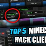 TOP 5 FREE MINECRAFT HACKED CLIENTS byEliteHacks