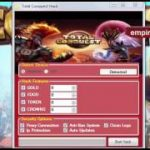 Total Conquest Hack Cheat Tool Android iOS