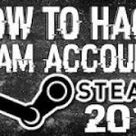 hack steam accounts in 5 min work 100 2017