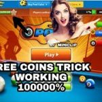 8 Ball Pool – New Coins Hack 30000000 Million With Time Proof