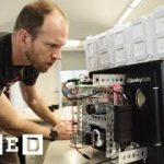 Homemade Robot Cracks a Safe in Just 15 Minutes WIRED