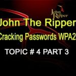 How To Hack Passwords With John The Ripper Hacking Course Topic