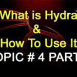 How To Use Hydra Hack Online Username Passwords Hacking