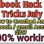 How to Crack Any Facebook gmail Account 2017 100 Working