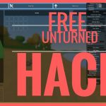 UNTURNED HACK 2017 FREE HACK MOD DETECTED