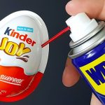 9 SURPRISING LIFE HACKS WITH KINDER EGGS