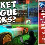 ARE THERE HACKS ON ROCKET LEAGUE? ROCKET LEAGUE HACKERS USING