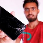 Cracked screen hacks Broken touch screen hack 5 Things to do