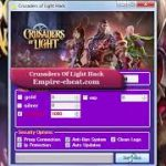 Crusaders of Light Hack Cheat Get: GoldSilverCrystalsEXP