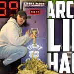 HOW TO TURN 1 TICKET TO 100000 TICKETS AT THE ARCADE UNLIMITED
