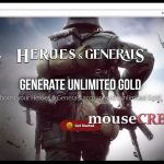 Heroes Generals Free Gold 2017 Gold Hack