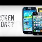 Life hack – Fix cracked phone screen at home