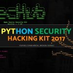Python Security Hacking Kit Best Hacking Tools 2017 – Kali