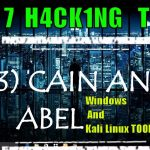 TOP 7 HACKING TOOLS ⏫ –: MY EXPERIMENTS WITH HACKING❤