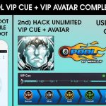 1 Unlimited Vip Cue+Avator Latest Trick Full Method 2 How To